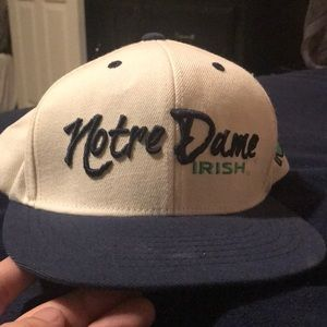 Other - Vintage Notre Dame Hat. Will negotiate price.